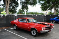 mine was white with black stripes! 60s Muscle Cars, Custom Muscle Cars, 1970 Chevelle Ss, Chevrolet Chevelle, Chevy Classic, Classic Cars, My Dream Car, Dream Cars, Old School Cars
