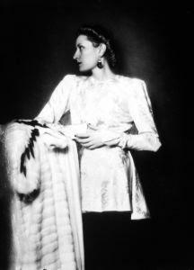 La contessa Edda Ciano - 1937 di Ghitta Carell
