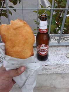 Pizzeria di cosimo via Giovanni Modugno 31, Bari, Italia