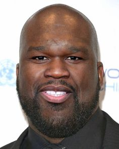 Celebrities Face Mashups: Shaquille O'Neal and 50 Cent
