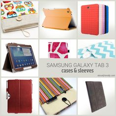 The 20 best cases for the Samsung Galaxy tab 3