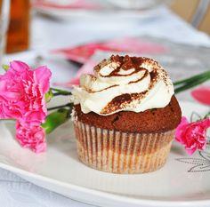 Moje Wypieki | Babeczki caffe latte Cap Cake