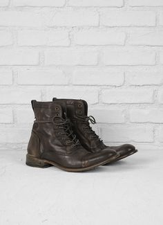 Freeman Raw Edge Boot