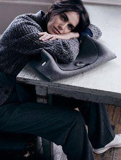 Amanda Wellsh by Benny Horne for Vogue Spain September 2014 3