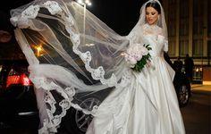 Casamento digno de realeza