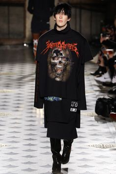 See the complete Vetements Fall 2016 Ready-to-Wear collection.