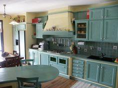 Cucine in finta muratura (Foto) | Design Mag
