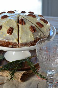 Carrot cake - Gâteau de carotte à tester en dessert pour Pâques !!