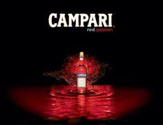 Campari  liqueur Poster