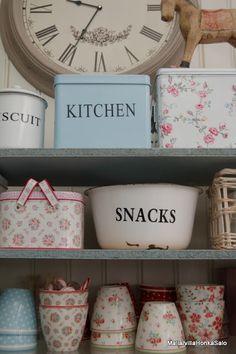 Cupboard-Shabby style..