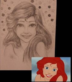 I tried to draw Ariel xD well she looks a bit strange I think xD . ~~~~~~~~~~~~~~~~~~~~ #cutiepixdesign #cutiepix #draw #drawing #art #artist #artwork #sketch #doodle #fanart #waltdisney #disney #thelittlemermaidfanart #thelittlemermaid #littlemermaid #mermaid #ariel #arielle #diekleinemeerjungfrau #ariellediemeerjungfrau #meerjungfrau #arielfanart #arieldrawing #waltdisneyfanart #waltdisneyart #arielart  #disneyprincess #disneyprincesses #ariellearts #arielledrawing Art Drawings, Drawing Art, Cosplay, Manga Art, The Little Mermaid, Walt Disney, Doodles, Disney Princess, Instagram