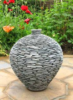 Ivel Stoneware Designs | Garden Stone Pots and Water Features | Bedfordshire
