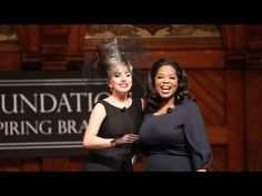 Exclusive: Oprah at Lady Gaga's Foundation Launch - Oprah's Next Chapter