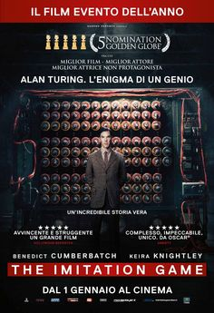 The Imitation Game film completo del 2015 in streaming HD gratis in italiano, guardalo online a 1080p e fai il download in alta definizione.