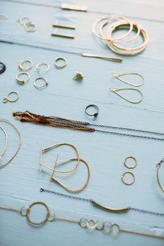 ANN LADSON JEWELRY | STUDIO by Olivia Rae James