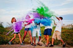 Color me Rad Family