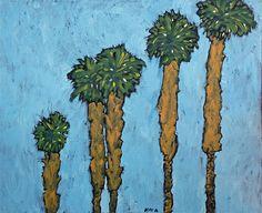 Sacramento Valley Palms
