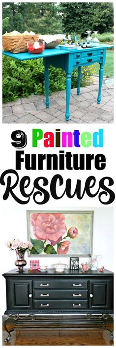 These furniture rescues are the best I've seen!