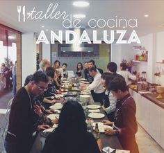 Aprende a cocinar auténticos platos andaluces y márcate un 5⭐️⭐️⭐️⭐️⭐️ con tus invitados! www.sursidestory.com