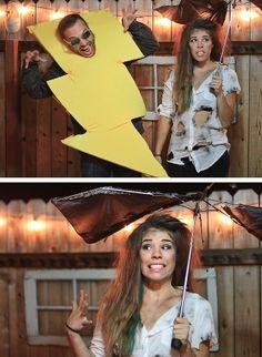 Couples Halloween costume!