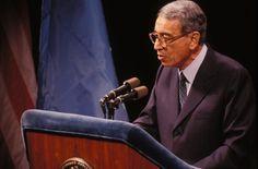 Former UN Secretary-General Boutros Boutros-Ghali dies