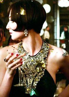 Gorgeous! Jordan Baker (Elizabeth Debicki) | The Great Gatsby