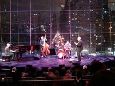 The Allen Room, Frederick P. Rose Hall, Home of Jazz at Lincoln Center in New York, NY