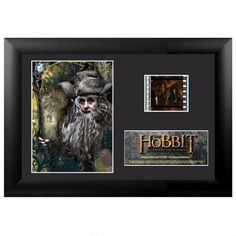 The Hobbit: An Unexpected Journey Radagast Film Cel Minicel    Own a piece of The Hobbit: An Unexpected Journey with this framed film cel featuring Radagast, the brown wizard.