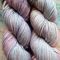 Sylph - Dyed to Order - 4-Ply Merino/Silk DK Yarn