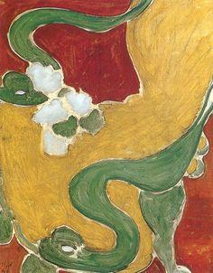 Matisse THE ROCOCCO CHAIR  92 x 73 cm.  Musée Matisse, Nizza   1946
