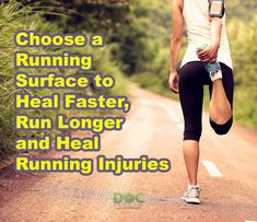 """""""Most runners want to get stronger but no runner wants to get injured"""""""