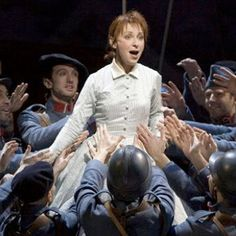La Fille du régiment  Terrific!  The sets, acting and music -- and we saw it live in HD!