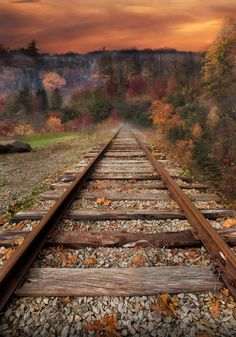 Tracks. Photo by Todd Wall. Source 500px.com