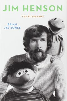 Jim Henson: The Biography by Brian Jay Jones. NATIONAL BESTSELLER • NAMED ONE OF THE BEST BOOKS OF THE YEAR BY BOOKPAGE For the first time ever—a comprehensive biography of one of the twentieth century's most innovative creative artists: the incomparable, irreplaceable Jim Henson He was a gentle dreamer whose genial bearded visage was recognized around the world, but most people got to know him only through the iconic characters born of his fertile imagination: Kermit the Frog, Bert and...