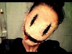 Ms. Smiley - Halloween Makeup Tutorial - YouTube