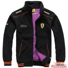 F1 Ferrari limited jacket Racing down hoodies jackets F1 Ferrari jack limitada Racing abajo salida sudaderas