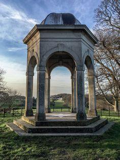In Sheringham Park