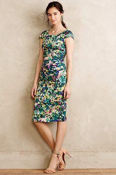 Dappled Oasis Dress - anthropologie.com
