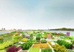 La ciudad holandesa Almere ha presentado su candidatura para el expo de horticultura Floriade 2022. Siendo uno de los cuatro finalistas de la feria...