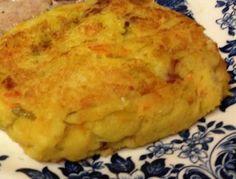 Universo dos Alimentos: Bolinhos de Batata e Alho Francês e Tofu