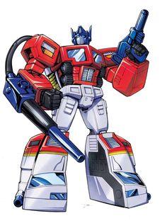 """""""Hero"""" Optimus Prime"""