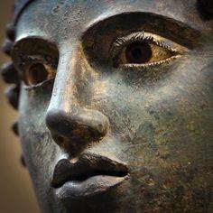 Τα απίστευτα μάτια του Ηνίοχου.