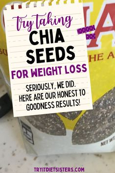 Can taking chia seeds daily help with weight loss? we challenged a group of people to take chia seed pudding for 2 weeks, here are their results. lose weight quickly | healthy foods | Chia dieting | super foods | how to eat chia seeds. 2 Week Challenge, Weight Loss Challenge, Chia Gel, Chia Seed Breakfast, Healthy Foods, Healthy Recipes, Vanilla Recipes, Super Foods, Chia Pudding
