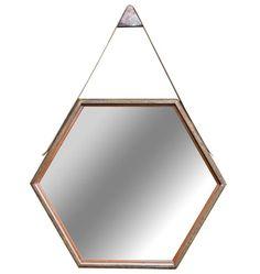 Mirror, Mirror: Hexagonal MIrror | Rejuvenation