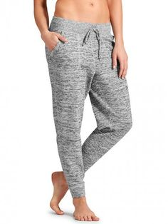 Athleta Women's Techie Sweat Ankle Pants Grey Heather | Clothing