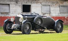 """Only 50 """"Blower Bentleys"""" were built, and this one still has its original chassis, engine, supercharger, and gearbox. The engine was overhauled in 2012 at a reported cost of $150,000.   - RoadandTrack.com"""