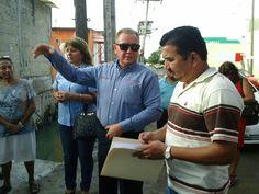 JarochosOnLine - Realizará Diputado desazolve de Canal en la Colonia López Mateos