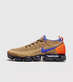 97464ffa188073 Nike vapormax flyknit 2 golden beige club gold desert moss racer blue