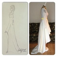 NATALY BIRGER Bespoke. Wedding dress. Details. #atelier #fashion #fashiondesigner #style #девочкитакиедевочки #russiandesigner #russianfashion #aw14 #natalybirger #samara #самара #москва #питер #moscow #свадебноеплатье #свадьба #weddingdress #wedding #dress #bridal #lace #silk #lady