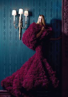 Fall color inspiration, <3 the color! Not sure where or when I would wear this...
